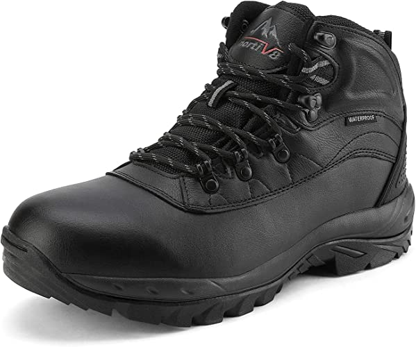 Brilliant sun Men/'s Work Boots Safety Boots Casual Motorcycle Boot Lightweight