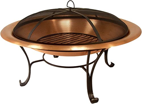 Catalina Creations AD114 40 Solid Copper Fire Pit
