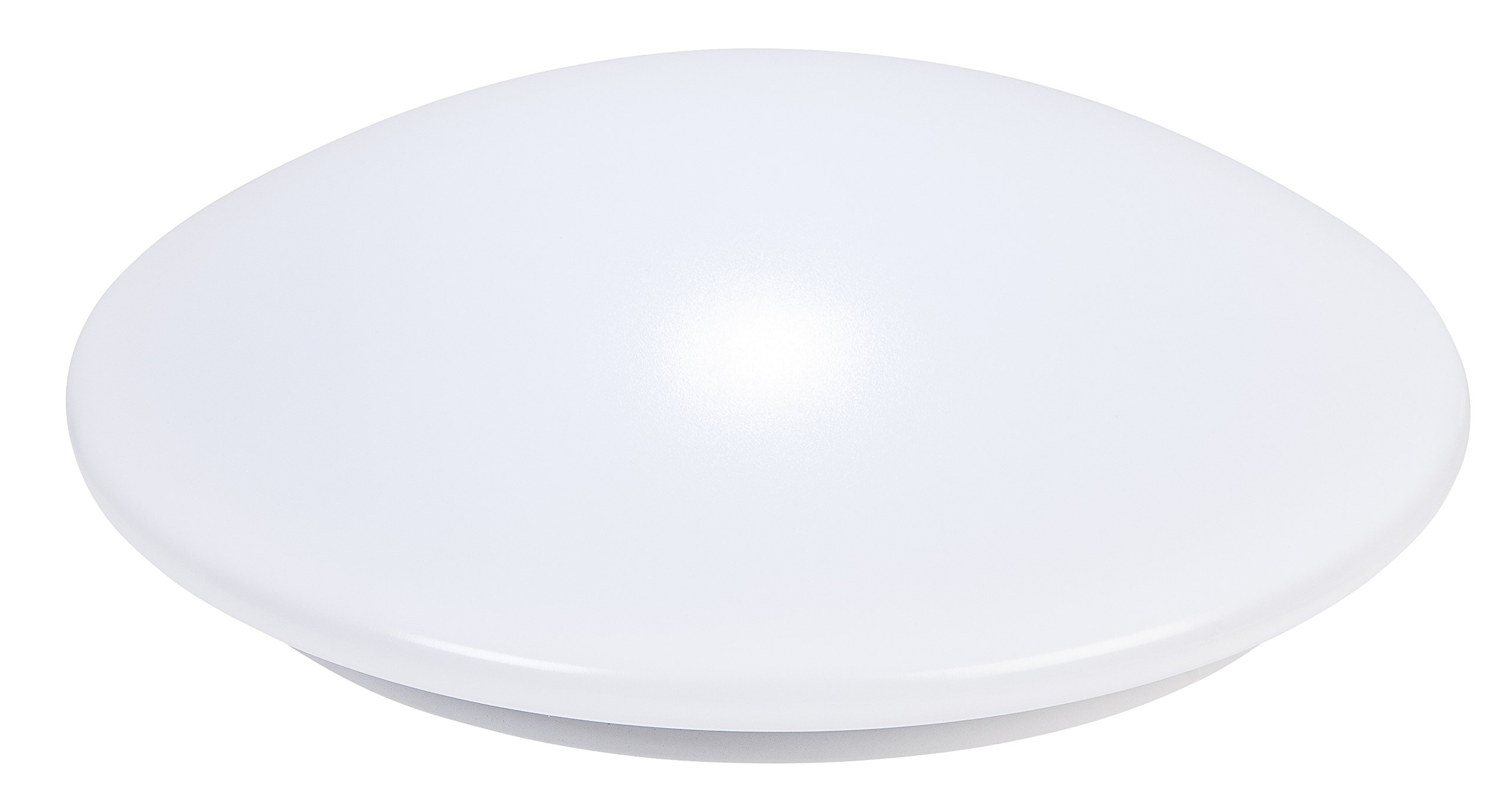 "IRIS USA  Ohyama Lights 399645 LED 14"" Round Ceiling Light, 22 Watts, 4000K color temperature,  1550 lumens by IRIS USA, Inc."