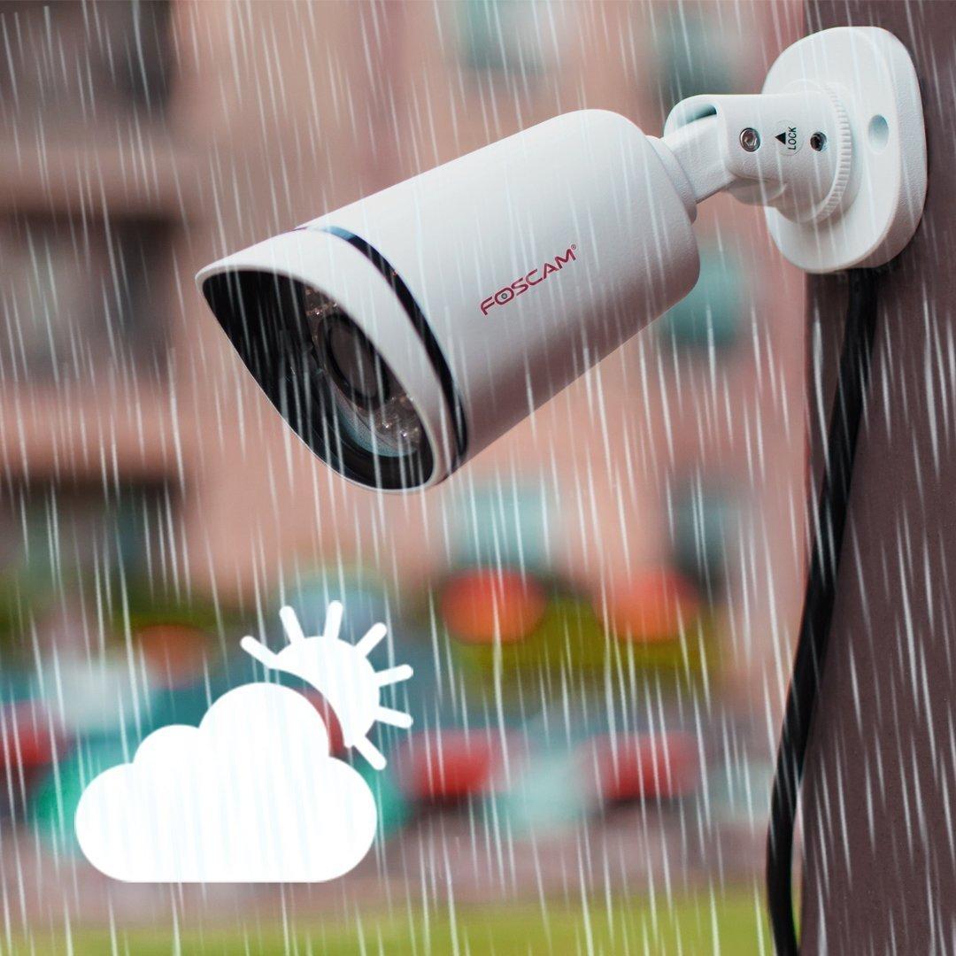 Risultati immagini per kit di videosorveglianza wifi foscam smart record