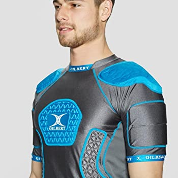 Gilbert Xact 10 V3 Mens Body Armor