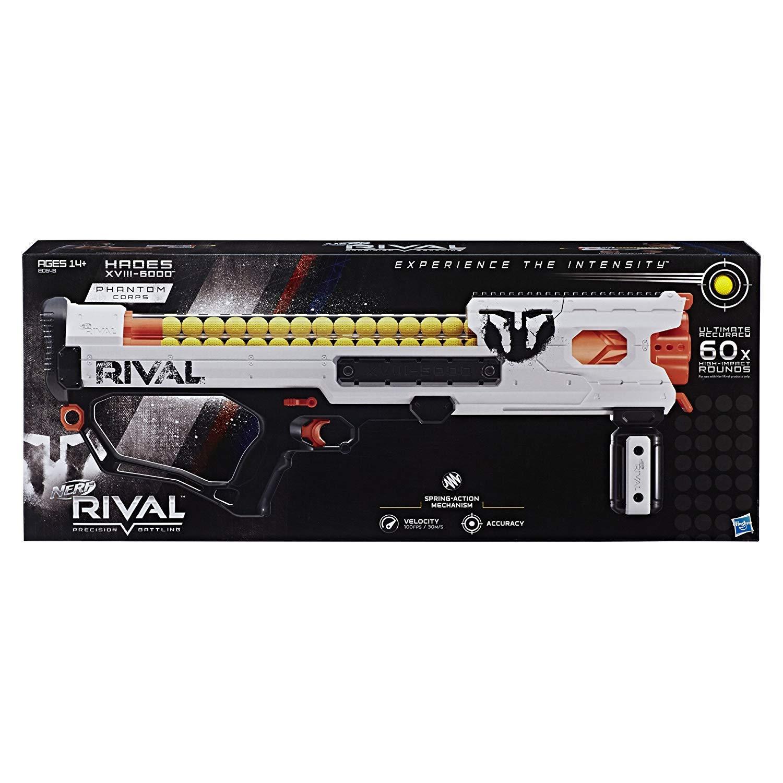ナーフ ライバル ファントム ハデス Nerf Rival Phantom Corps Hades XVIII-6000 [並行輸入品] B07L7C9YRY