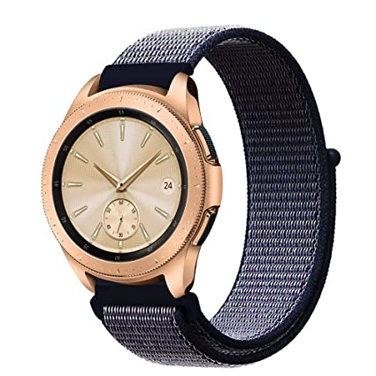 Amazon Com Vigoss Nylon Band Compatible With Galaxy Watch 42mm