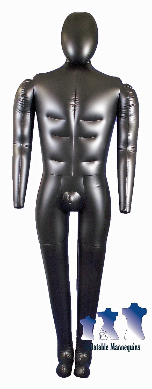 Amazon.com: extragrande hinchable maniquí de hombre, con la ...