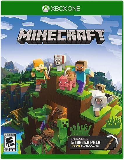 Minecraft Starter Collection: Microsoft: Amazon.es: Videojuegos