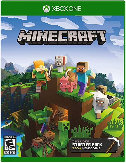 Minecraft Starter Collection: Microsoft: Amazon.es: Videojuegos