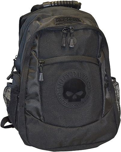 Harley-Davidson Men's Willie G. Skull Classic Backpack