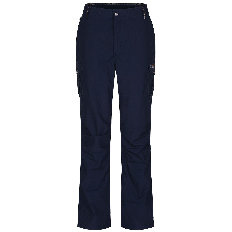 ae159271bb Regatta Men's Delph Water Repellent Regular Leg Trousers: Amazon.co.uk:  Sports & Outdoors