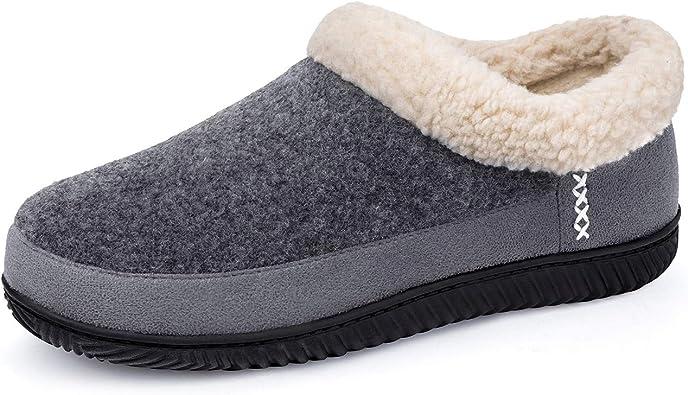 Warm Memory Foam Slippers