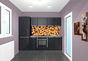 Küchenrückwand / Nischenverkleidung / Fliesenspiegel perfekt für die ...