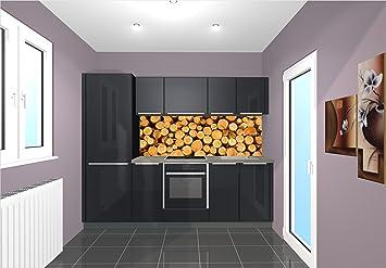 Küchenrückwand / Nischenverkleidung / Fliesenspiegel perfekt ...