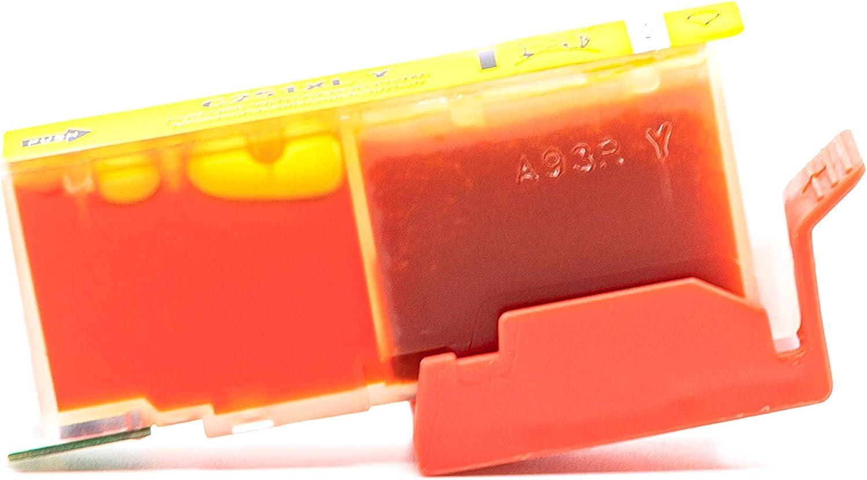 USA Advantage Compatible Ink Cartridge Replacement for Canon PGI-250XL 6432B001 PGI250XL PGI250 PGI-250 6497B001 High Yield Black,1 Pack