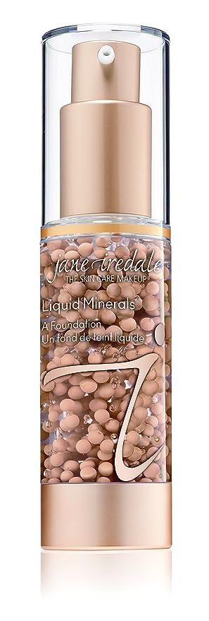 Jane Iredale Liquid Minerals A Foundation Warm Silk 30 Ml Amazon