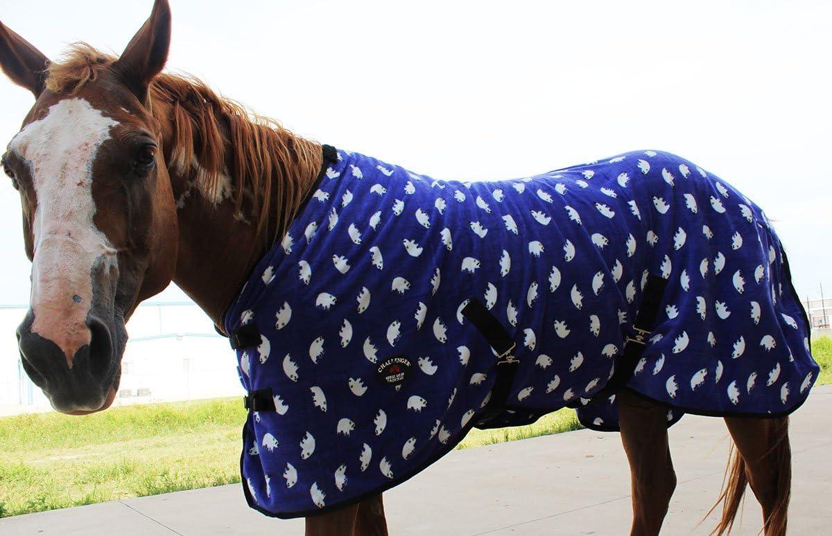 Horse Sheet Polar FLEECE COOLER Blanket Zebra 4337