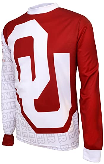 oklahoma sooner cycling jersey
