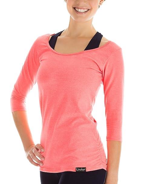 Winshape - Bolsa de Mujer Fitness Yoga Pilates WS4 3/4 ...