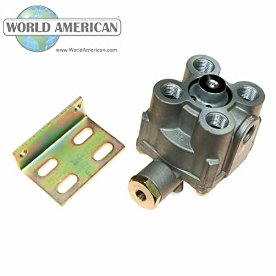 World American WA103028 Relay Valve: Automotive