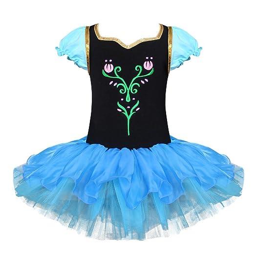 cdf42317537f Amazon.com  iiniim Girls Ballet Tutu Dress Leotard Skirt Ballerina ...
