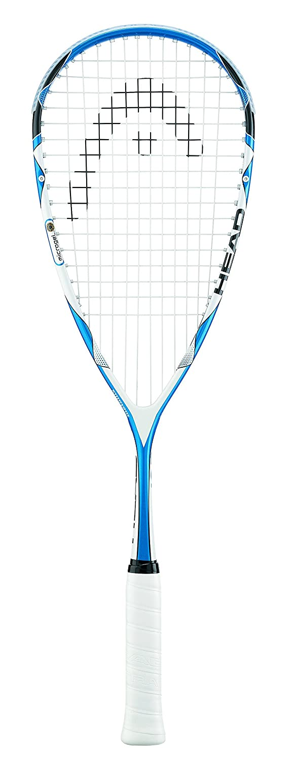 Head Microgel 125 Squash Racket Size 100 216008