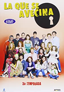 La que se avecina (1ª temporada) [DVD]: Amazon.es: Beatriz Carvajal ...