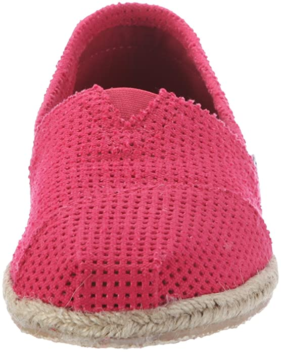 57660205ef5 Amazon.com | TOMS Women's Classics Freetown Shoe Fuchsia Size 7 | Loafers &  Slip-Ons