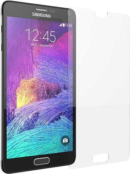 MOTA ShatterProof Galaxy Note 4 - Protector de Pantalla (Protector de Pantalla, Samsung, Galaxy Note 4, Resistente a rayones, Transparente): Amazon.es: Informática