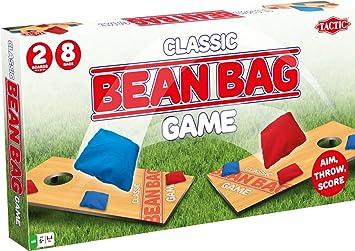 Tactic Games UK Juego De Bolsa De Frijol Clásico