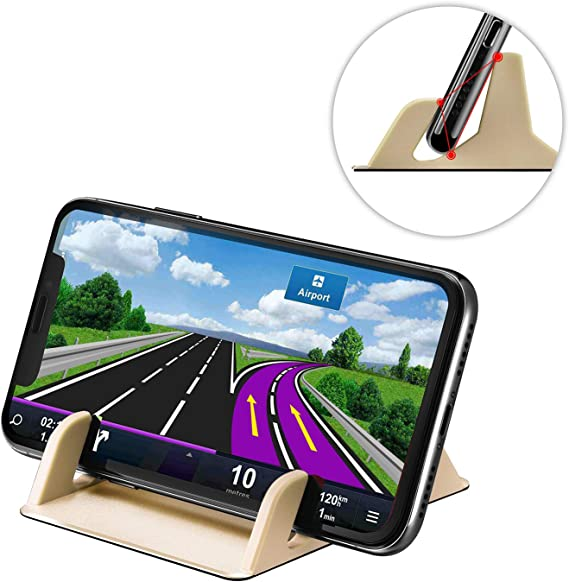 Smart Phone Catch Front Dashboard Point Holder Black Molding for Universal Car