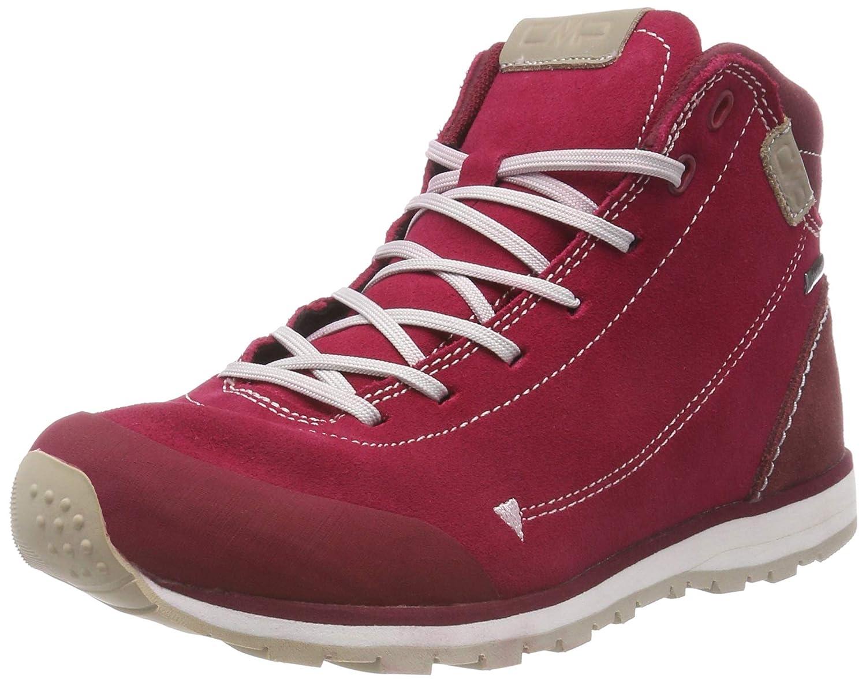 Rouge Granita C829 38 EU CMP Elettra Mid, Chaussures de Randonnée Hautes Mixte Adulte