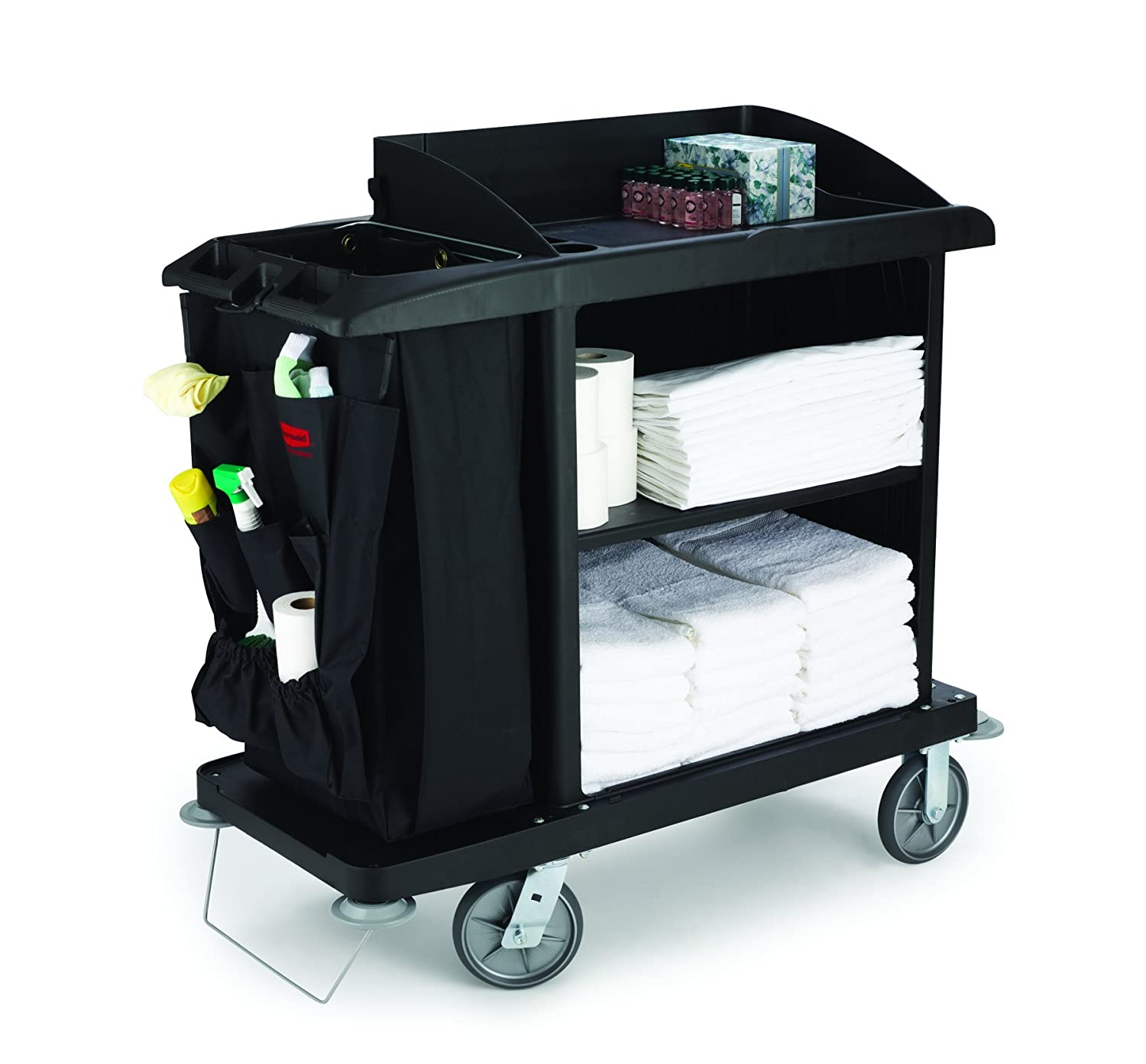 Rubbermaid Commercial Products Cart Cube Trucks