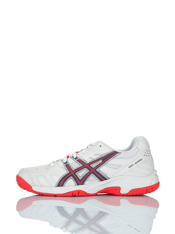 Asics Sneaker Performance Gel-Game 4 Gs Bianco/Rosso EU 33 (US 1.5) Tienda De Venta Barata hm9nZx