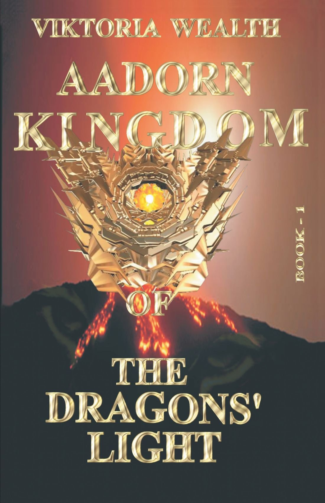 Download AADORN KINGDOM OF THE DRAGONS' LIGHT: Book-I pdf epub
