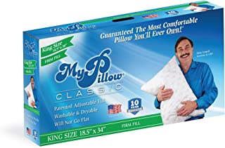 product image for MyPillow Classic Bed Pillow [King, Firm]