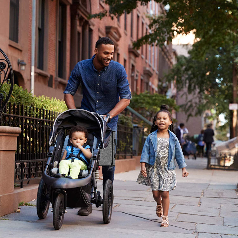 Leicht Komplett Gepolstert Wasserdicht und Langlebig RUICHUANGS Tragbare Faltbare Wickelunterlage f/ür unterwegs Neugeborene Babys und Kleinkinder