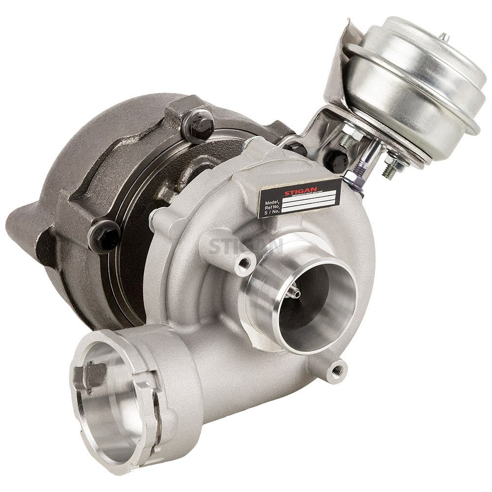 Amazon.com: New Stigan Turbo Turbocharger For Volkswagen VW Passat 2.0 TDI Diesel B5 2004 2005 - Stigan 847-1012 New: Automotive