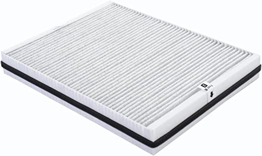 Tecon - Filtro HEPA de repuesto para purificador de aire Philips AC4072/11: Amazon.es: Hogar