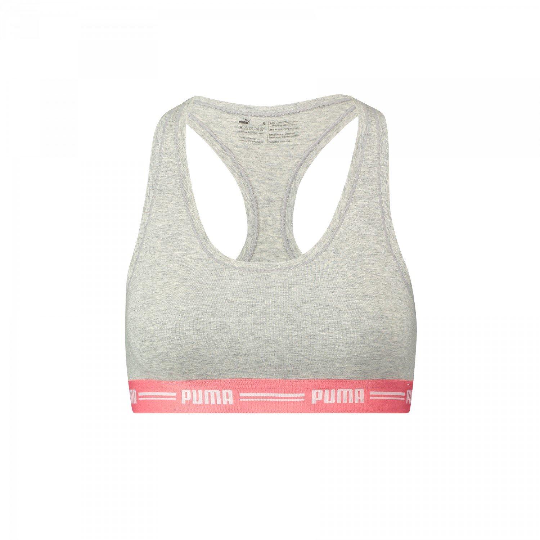 5fd4100b4c7 Puma Women Cotton Modal Stretch Iconic Bralette