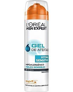 LOréal Paris Men Expert Hydra Sensitive Espuma de Afeitar para ...