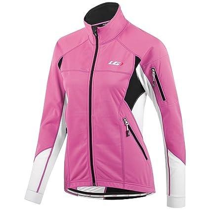 22eb33742 Amazon.com   Louis Garneau Enerblock Cycling Jacket - Women s Peony ...