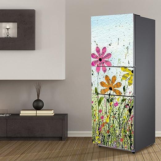 Yazi frigorífico congelador frigorífico reformado pegatinas para ...