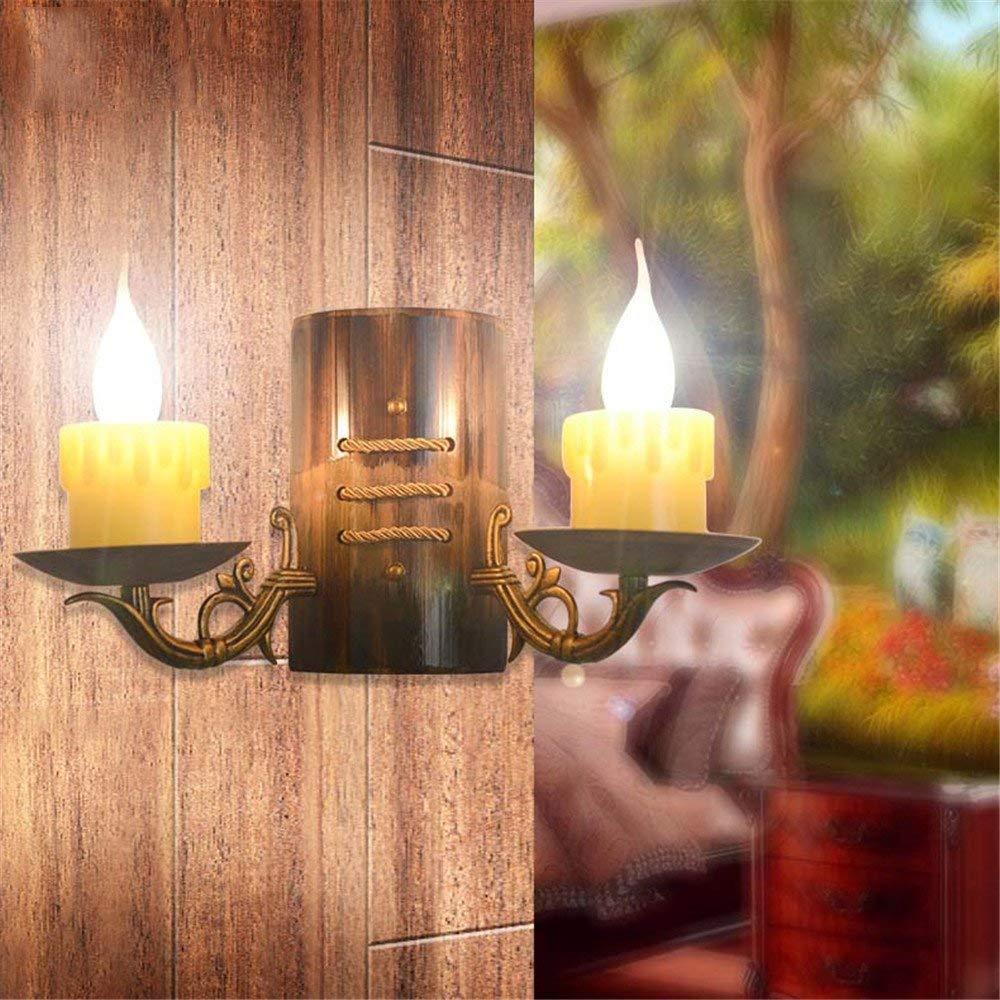QSM Moderne Moderne Moderne minimalistische Innenwand-Licht-Befestigung, Land-Wand-Mittelmeerwohnzimmer-Restaurant Fahion Garten-Schlafzimmer Bedide Licht-Balkon-Wand-Wand, weißer Schatten, Hintergrund-Wand-Beleucht B07HW35RTF | Quality First  e6995a