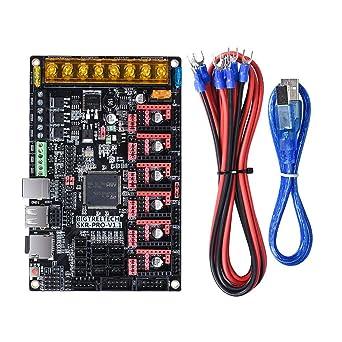Amazon.com: BIGTREETECH SKR Pro v1.1 - Placa de control de ...