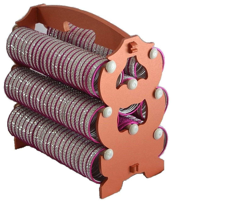 Amazon.com: Bangleempoirum! Indian Bangle Stand Bracelet Display ...