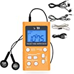 BTECH MPR-AF1 AM FM Personal Radio with Two Types of Stereo