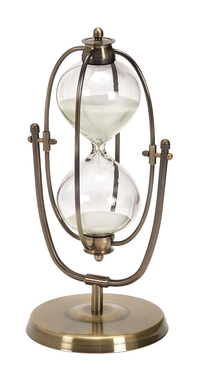 Industrial Chic 30 Minute Hourglass Benzara 58156