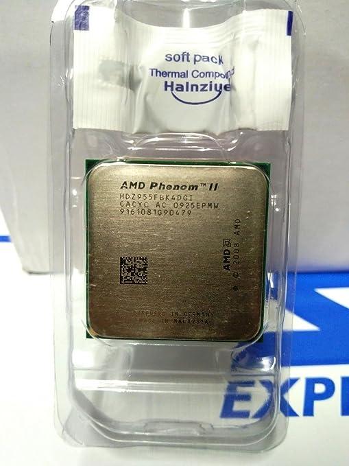 AMD Phenom II X4 955 – 3,2 GHz 6 MB Quad-core CPU