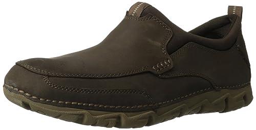 Rockport Mens Rocsports LT2 Moc Slip On Shoes