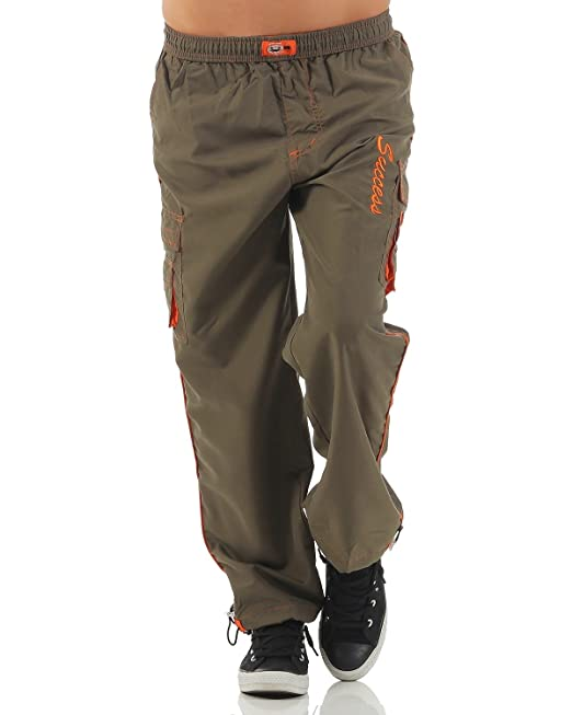 SUCCESS Jungen Cargo Hose Sport Wear Knaben Chino Stoff Hose 5 Pocket  Regular Fit Freizeithose  Amazon.de  Bekleidung 78ad2fc9be