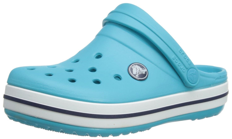 sneakers for cheap 09200 76533 Amazon.com | Crocs Crocband blue (Size: 21-22) flip flops ...