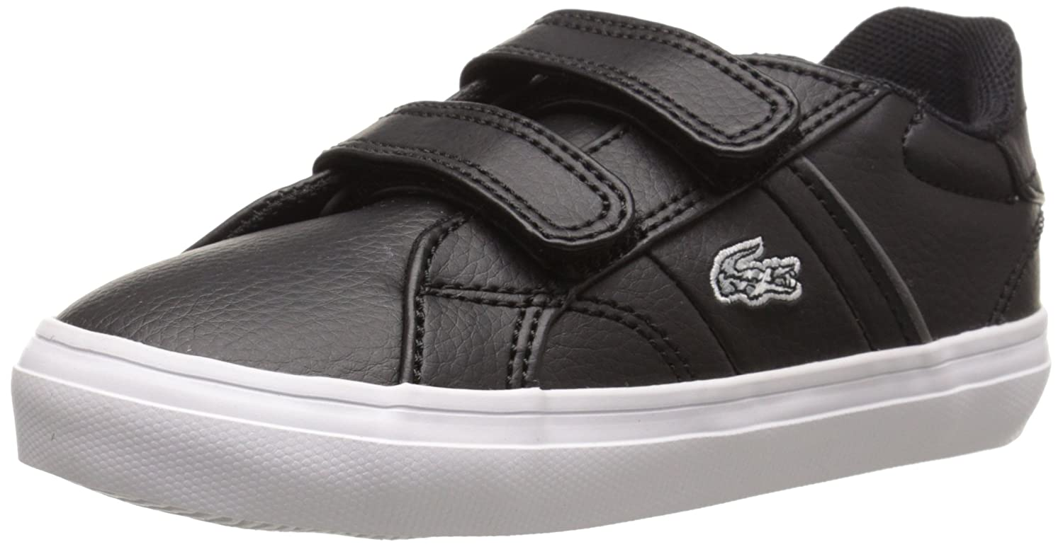 a437297902d Amazon.com | Lacoste Fairlead HTB Sneaker (Toddler) | Sneakers